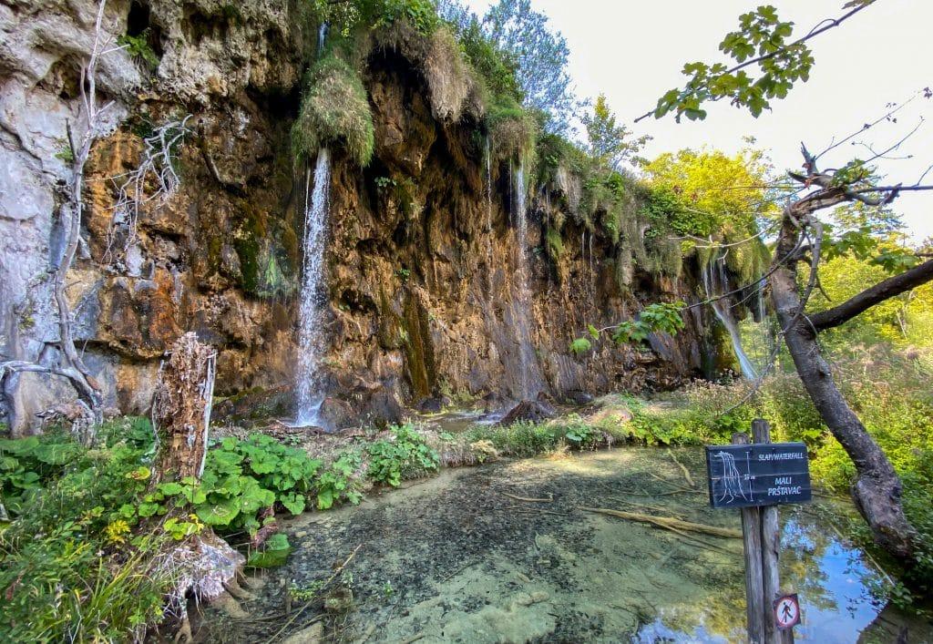 watervallen plitvice kroatie