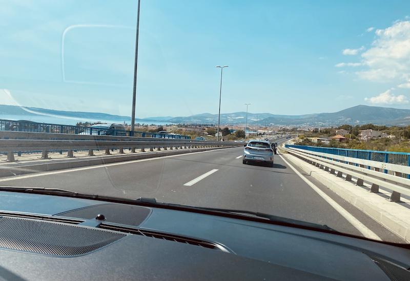 wegen in kroatie