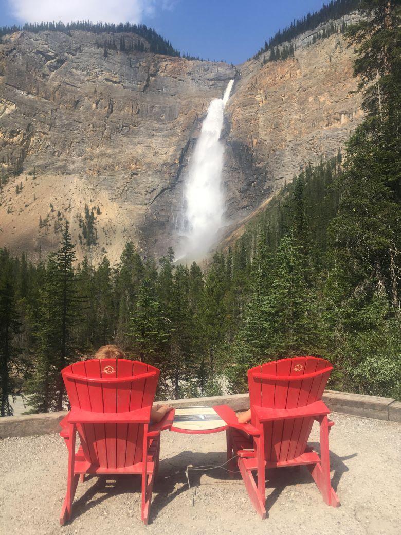 Red Chairs Yoho